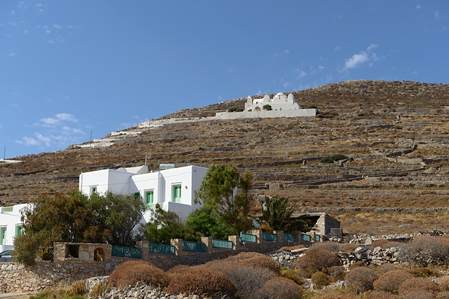 Church of Panagia, Folegandros