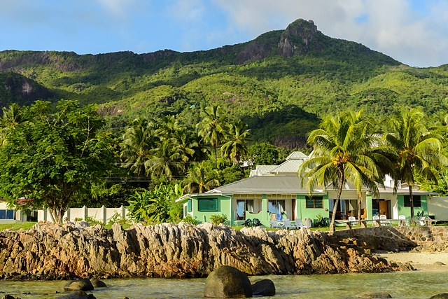 Beach Cottages, Bel Ombre, Mahe, Seychelles