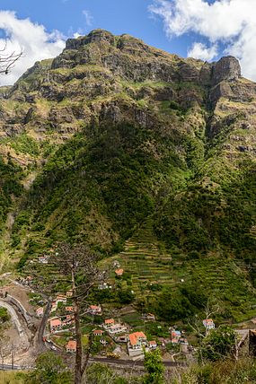 going to Encumeada, Madeira