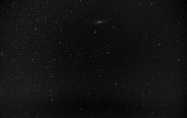 M31 crop from previous photo